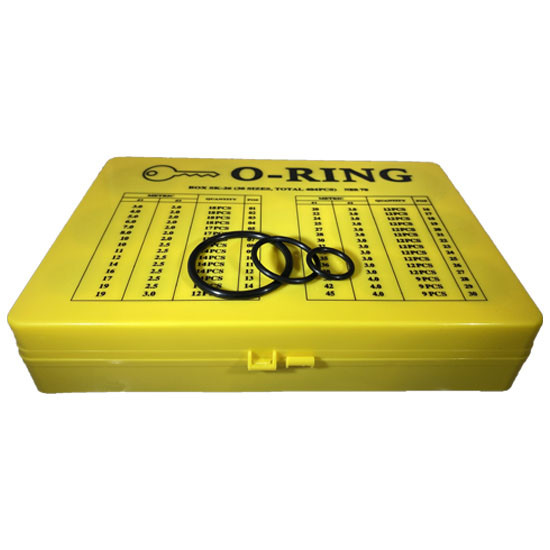O-ring serviceboxen
