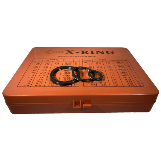 X-ring serviceboxen