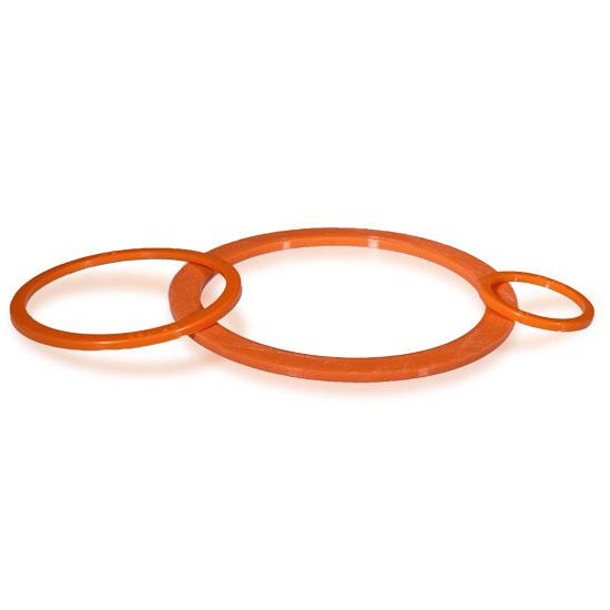 Steunringen PE, Orange