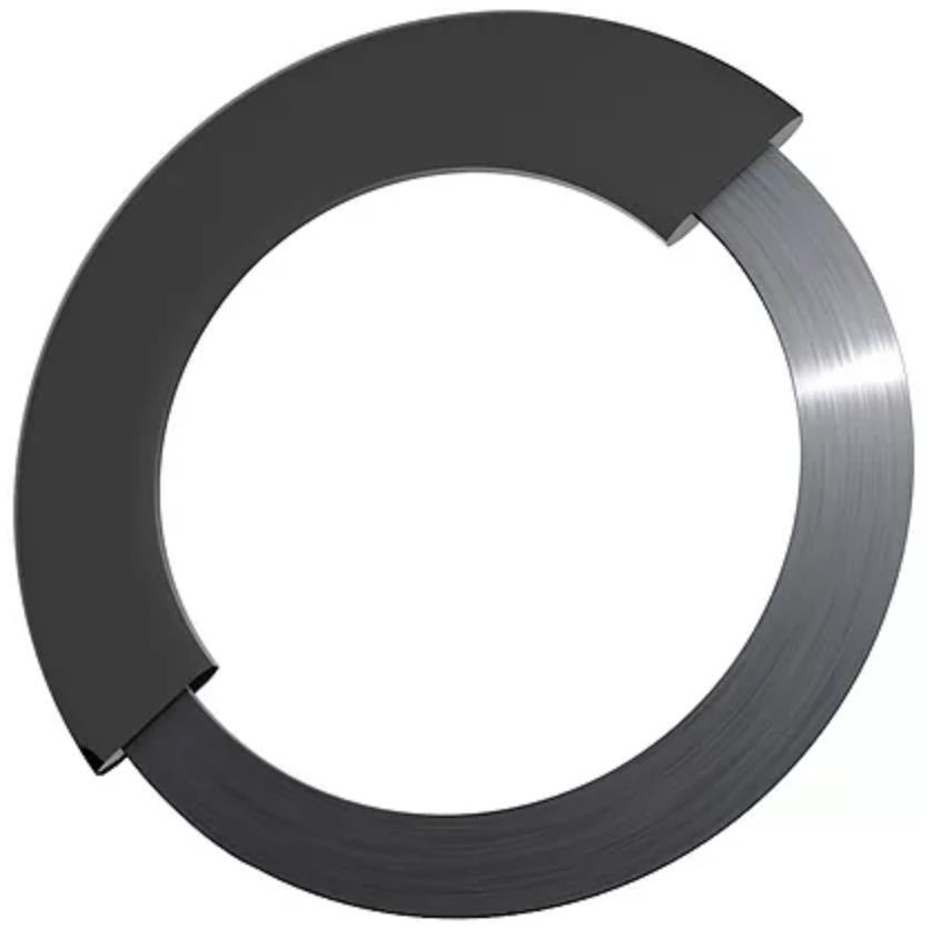 Rubber-Metaal (elastomet)
