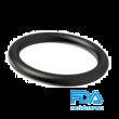 O-ring FFKM 75 evolast® N7FD Zwart