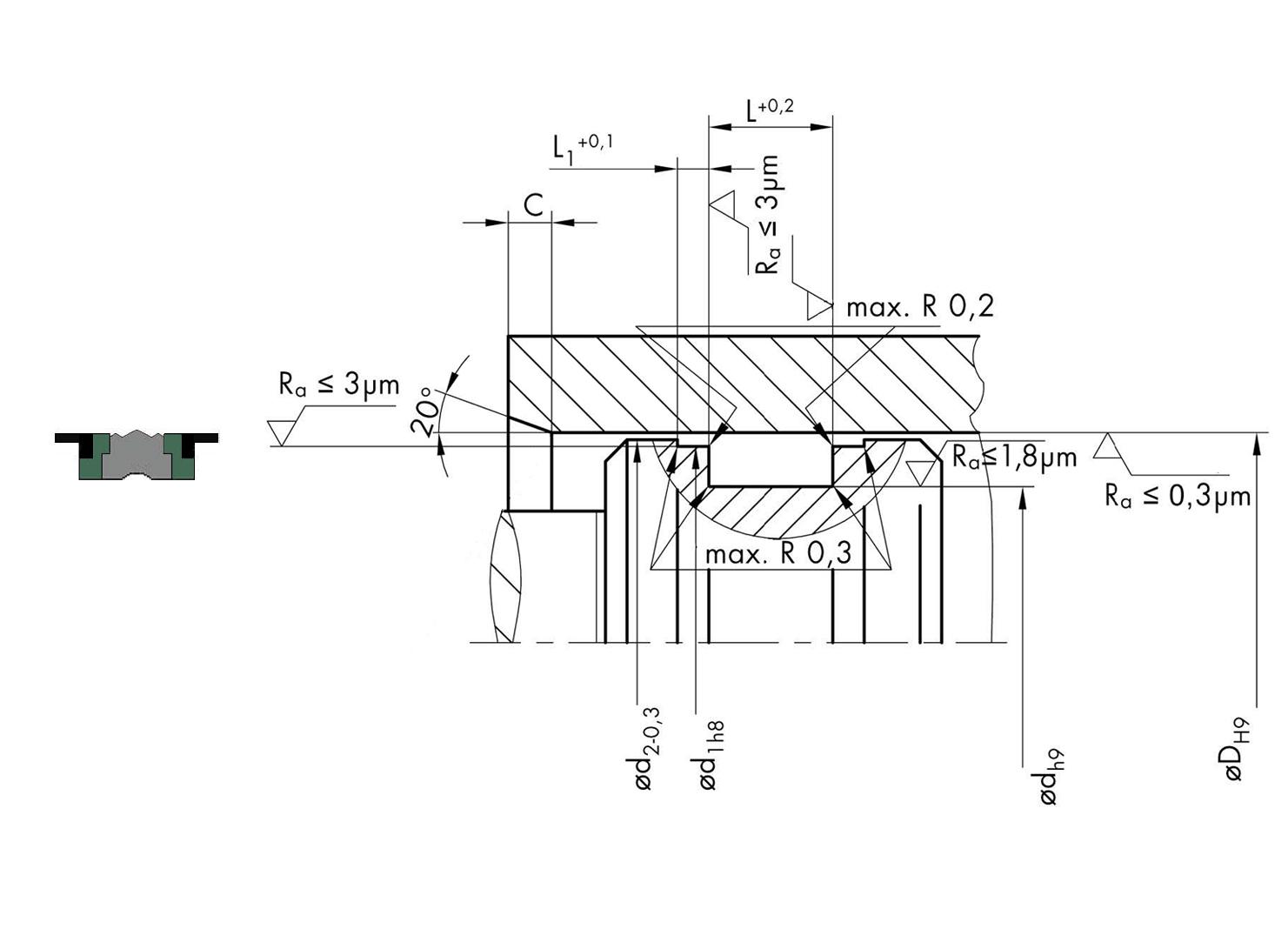 Drawing PS-40
